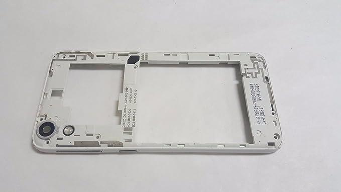 OEM HTC Desire 626S 0PM9200 Camera Lens Mid Frame White