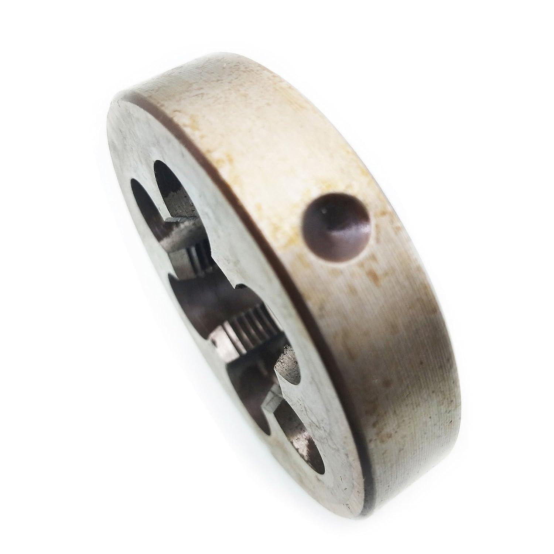 HSS 25mm x 1.25 Metric Die Right Hand Thread M25 x 1.25mm Pitch
