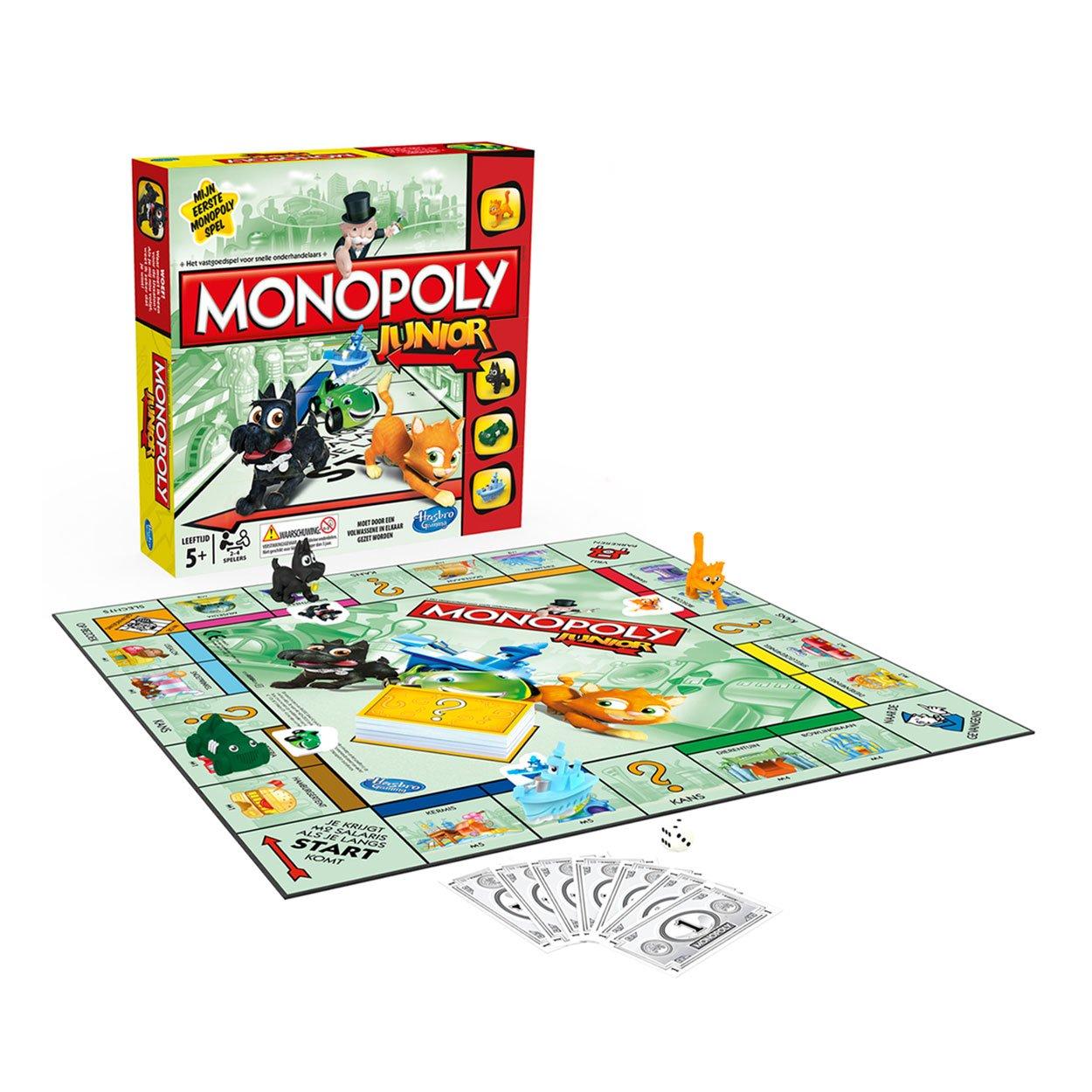 Monopoly Junior!: Amazon.es: Juguetes y juegos