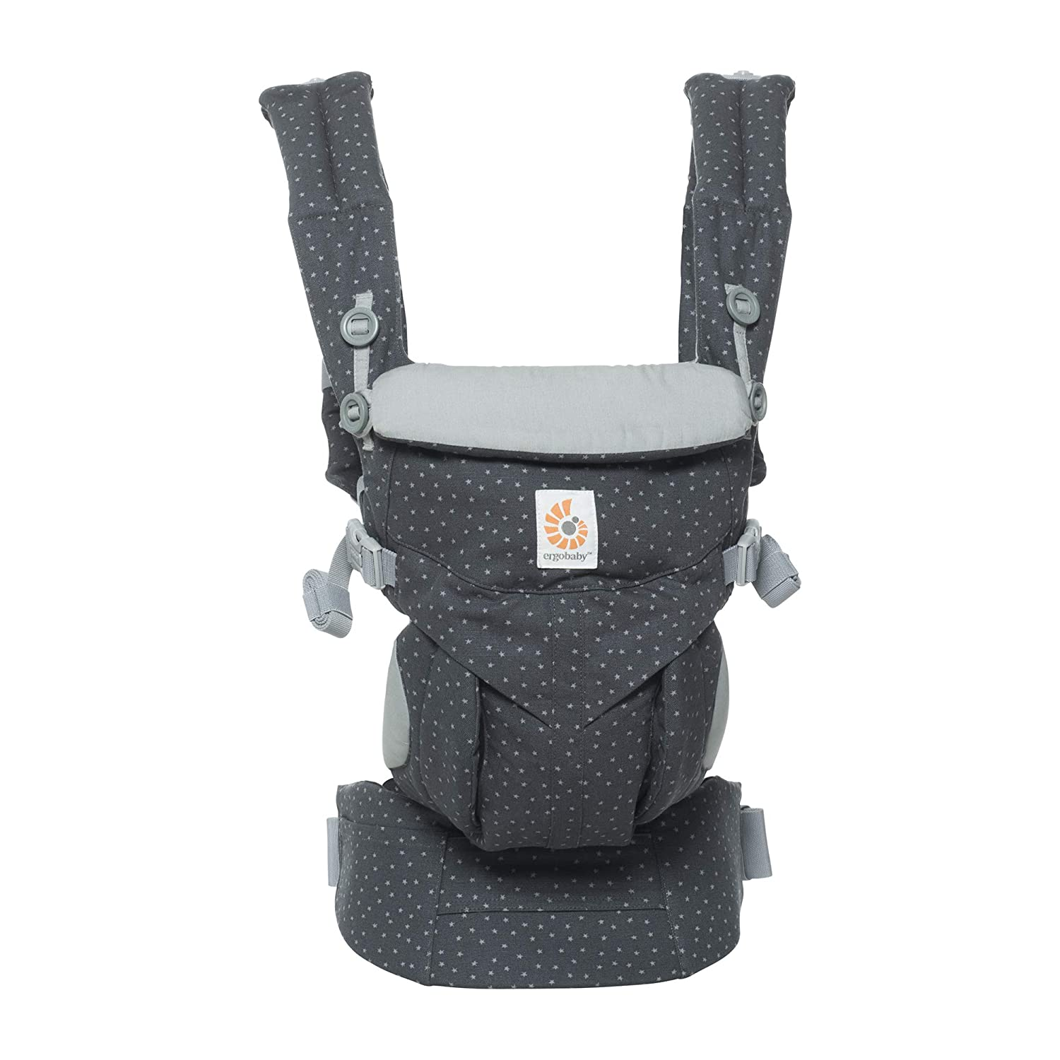 Ergobaby OMNI 360 All-in-One Ergonomic Baby Carrier, Starry Sky BCS360STARRY