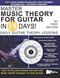 Master Music Theory for Guitar in 14 Days: Daily Guitar Theory Lessons