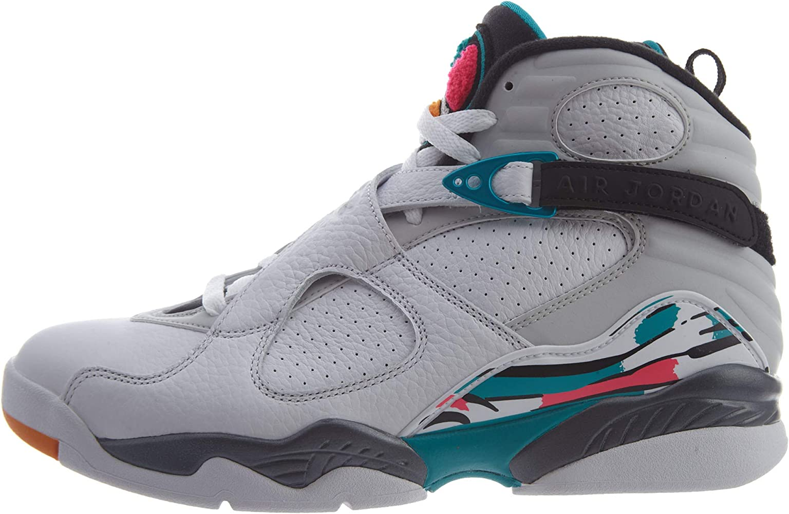 b860c6497ec78 Amazon.com | Nike AIR Jordan 8 Retro South Beach 305381-113 (11.5 ...