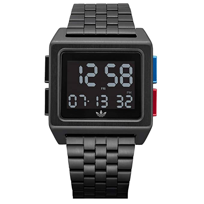 adidas RELOJ ARCHIVE M1 ALL U Negro