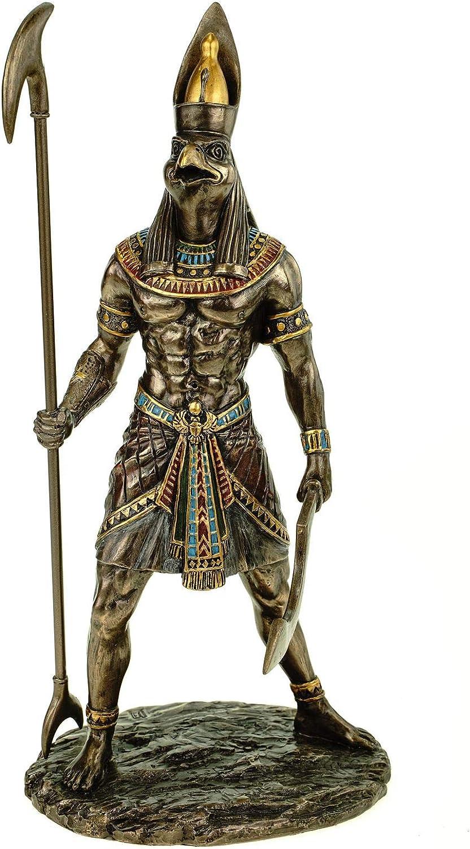 Veronese - statua di horus dio egiziano del cielo
