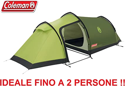 Tente Familiale Camping Caucase 3 Lieux Coleman Tissu Fuoco Retardée