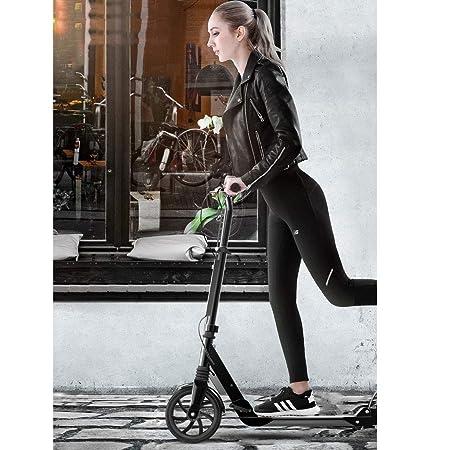 Amazon.com: Scooter - Patinete plegable para adultos, con ...