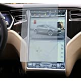 Screen Protectors (Anti-fingerprint twin pack) for Tesla Model S & Model X