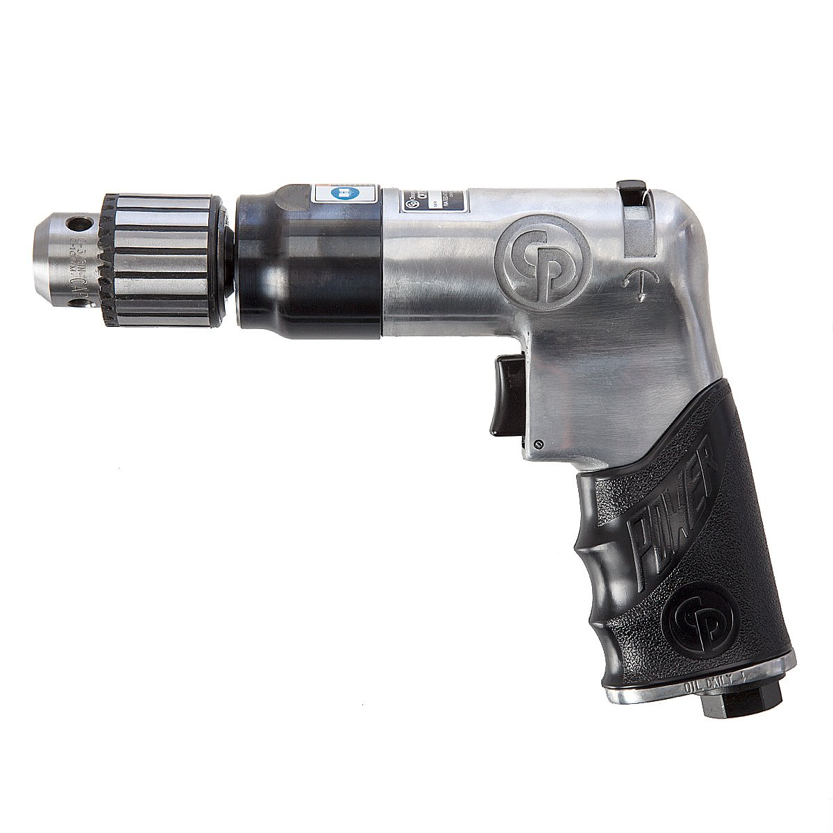 Chicago Pneumatic CP789R-26 3/8-Inch Super Duty Reversible Air Drill