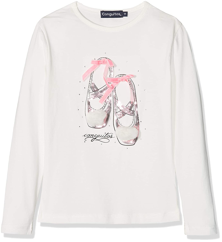 4d5f1b0672ff4 Conguitos, T-Shirt Fille: Amazon.fr: Vêtements et accessoires
