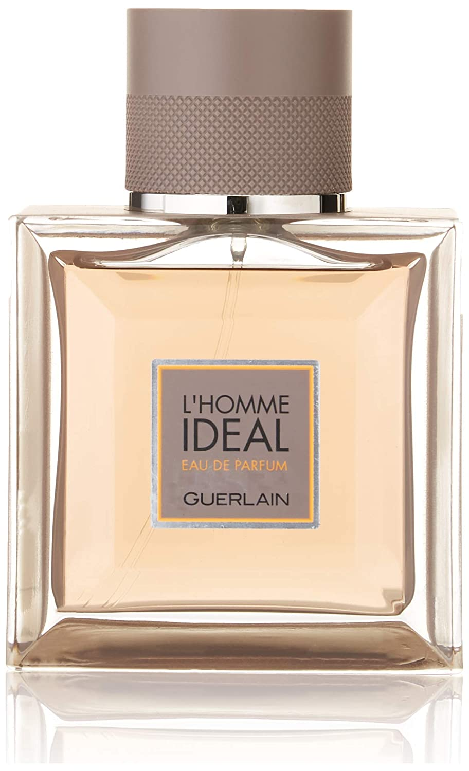 Amazoncom Guerlain Lhomme Ideal Eau De Parfum Spray For Men 16