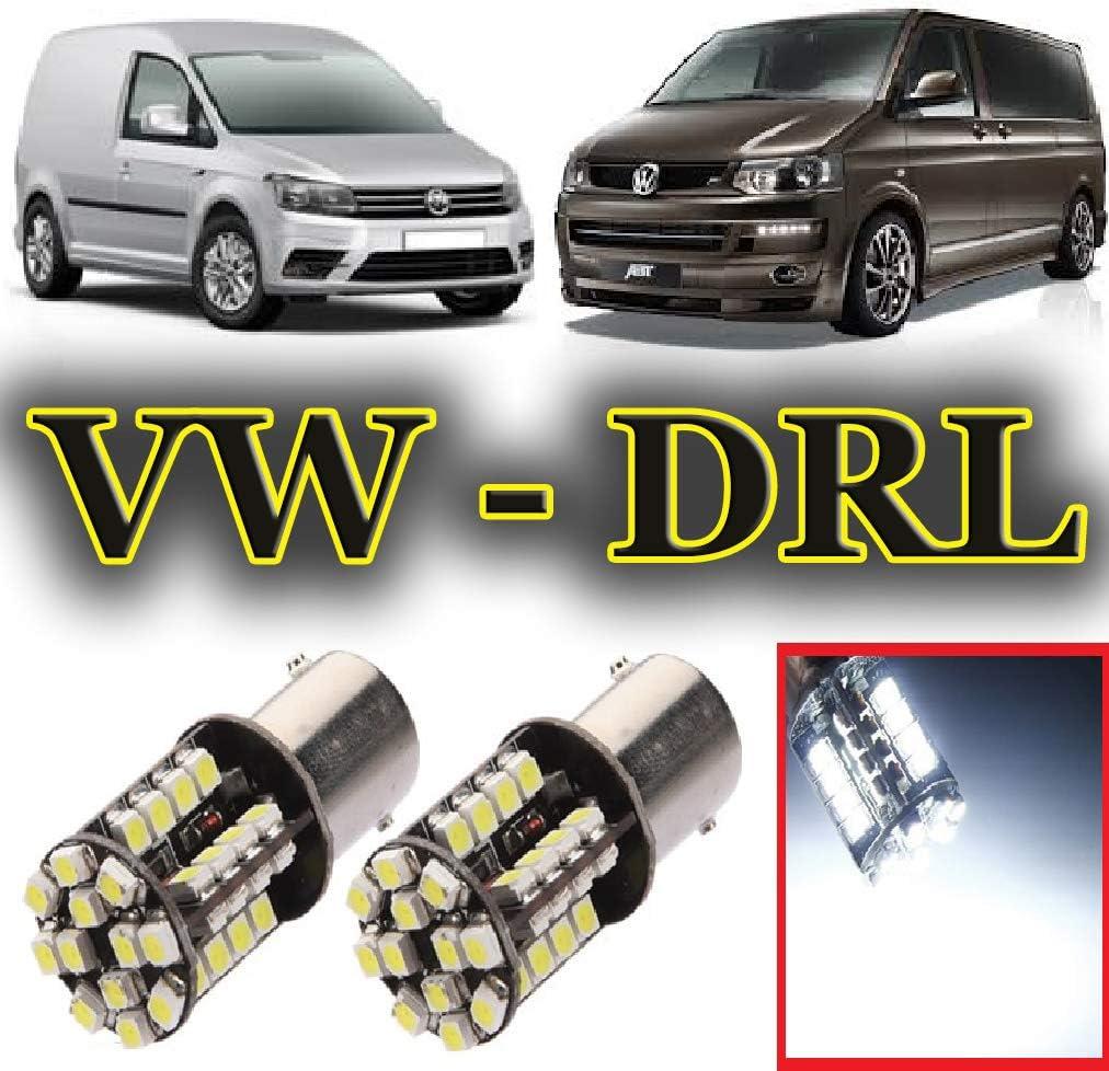 For VW T5 T5.1 T6 Transporter White LED Canbus Side Light Sidelight Bulbs *SALE*