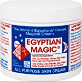 Egyptian Magic All Purpose Skin Cream | Skin, Hair, Hand/Foot, Eye Cream, Anti Aging, Stretch Marks, Cellulite, Burn Relief, Natural Healing, Etc | 100% Natural Ingredients | 8oz Bundle (Pack of 2)