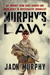Murphy's Law: My Journey from Army Ranger and Green Beret to Investigative Journalist Hardcover
