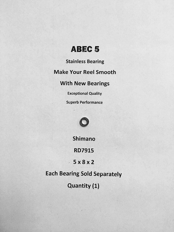 ABEC-7 Bearing Hybrid Ceramic Ball Bearings Fits SHIMANO STRADIC ST-1000FJ