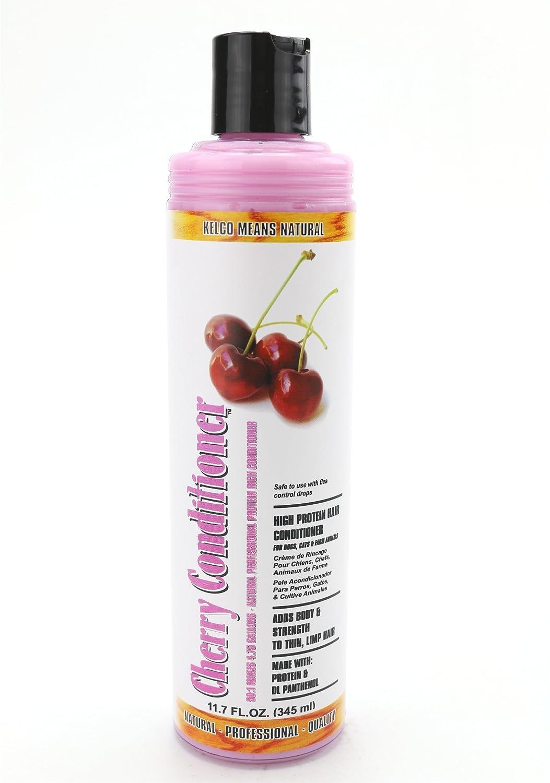 Amazon.com : Kelco 50:1 Cherry Conditioner, 11.7 fl. oz. : Pet Conditioners : Pet Supplies