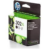 HP - Cartuccia d'inchiostro originale F6U68AE HP 302 HP302 per HP Deskjet 3630, ca. 480 pagine/5%, colore: Nero