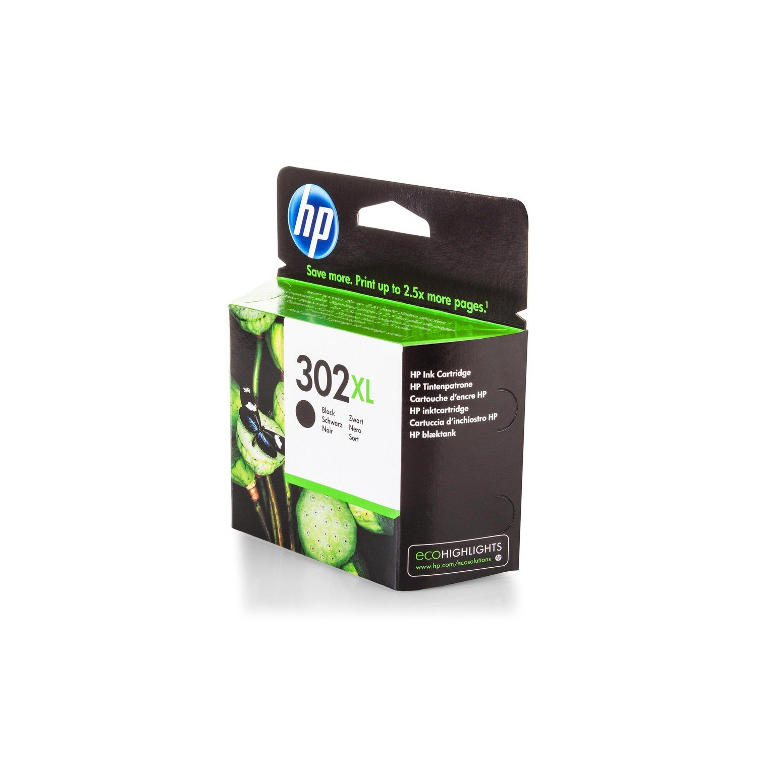 Hewlett Packard FUAE Cartucho de tinta original HP para HP Officejet
