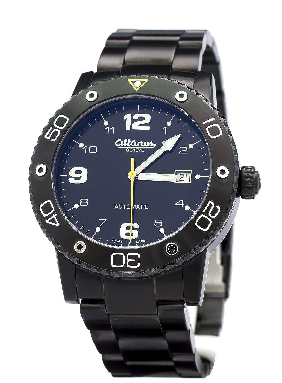 ALTANUS GENEVE Master Diver Automatik Uhr Swiss-Made