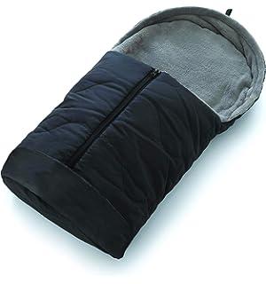 Nuvita 9002 CaldoBimbo Ovetto Base - Saco universal para cochecitos, capazos, sillas de coche