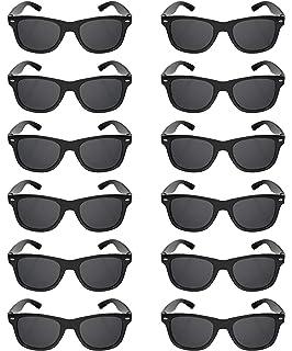 Amazon.com: 48 Color Blanco y Negro anteojos de sol: Health ...