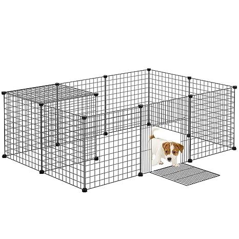 Rackaphile - Jaula para Mascotas Pequeños, Parque para Mascotas ...