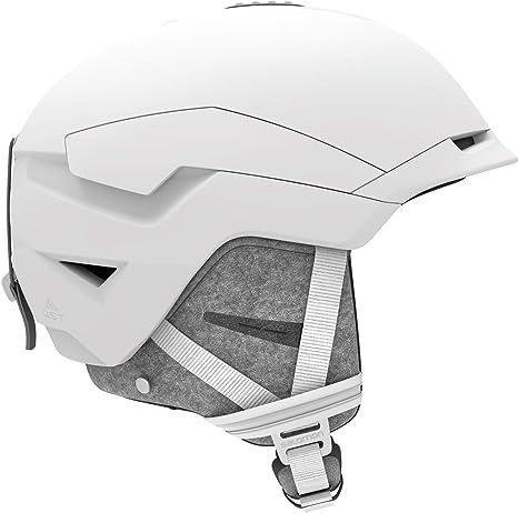 casque ski femme salomon custom air