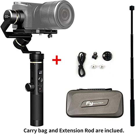 Feiyu G6 Plus 3-Axis Handheld Gimbal stabilizer for Smartphones ...