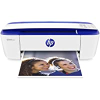 HP DeskJet 3760 Stampante Multifunzione Wireless con Scanner, 4.800 x 1.200, Blu