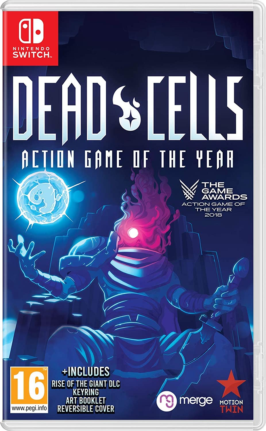Dead Cells. Action Game Of The Year Nsw