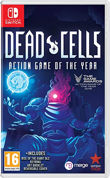 Dead Cells. Action Game Of The Year Nsw: Amazon.es: Videojuegos