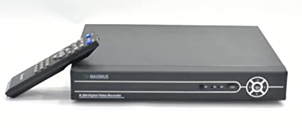Maximus Pixel 16 Channel DVR 3G DVD Players at amazon