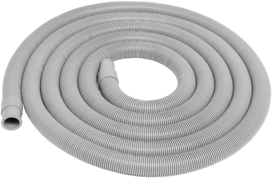 Manguera de desagüe para lavadoras lavavajillas | Longitud: 3m