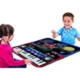 Tabu Toys World 2 in 1 Musical JAM Play MAT