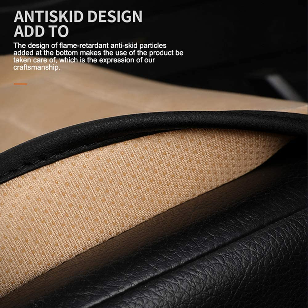 60℃ DC 12V 45 ALLOMN Car Heated Seat Cushion Winter Car Front Seat Heating Pad Cover Main Front Driver/'s Seat Hot Warmer HI//LO Mode 40℃ 17.6inch 45cm//17.6