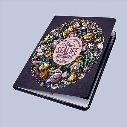 Amazon.com: Compatible with 3D Printed iPad 9.7 Case,Cartoon ...