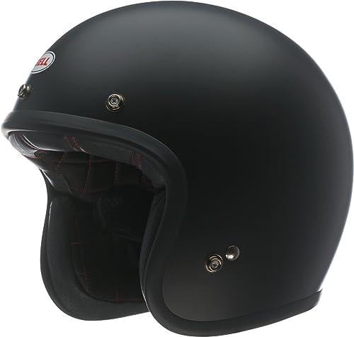 Bell Custom 500 Open-Face Motorcycle Helmet