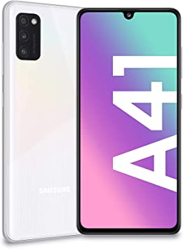 Samsung Galaxy A41, smartphone, pantalla 6,1