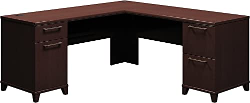 Bush Business Furniture Enterprise Collection 72W x 72D L Shaped Desk
