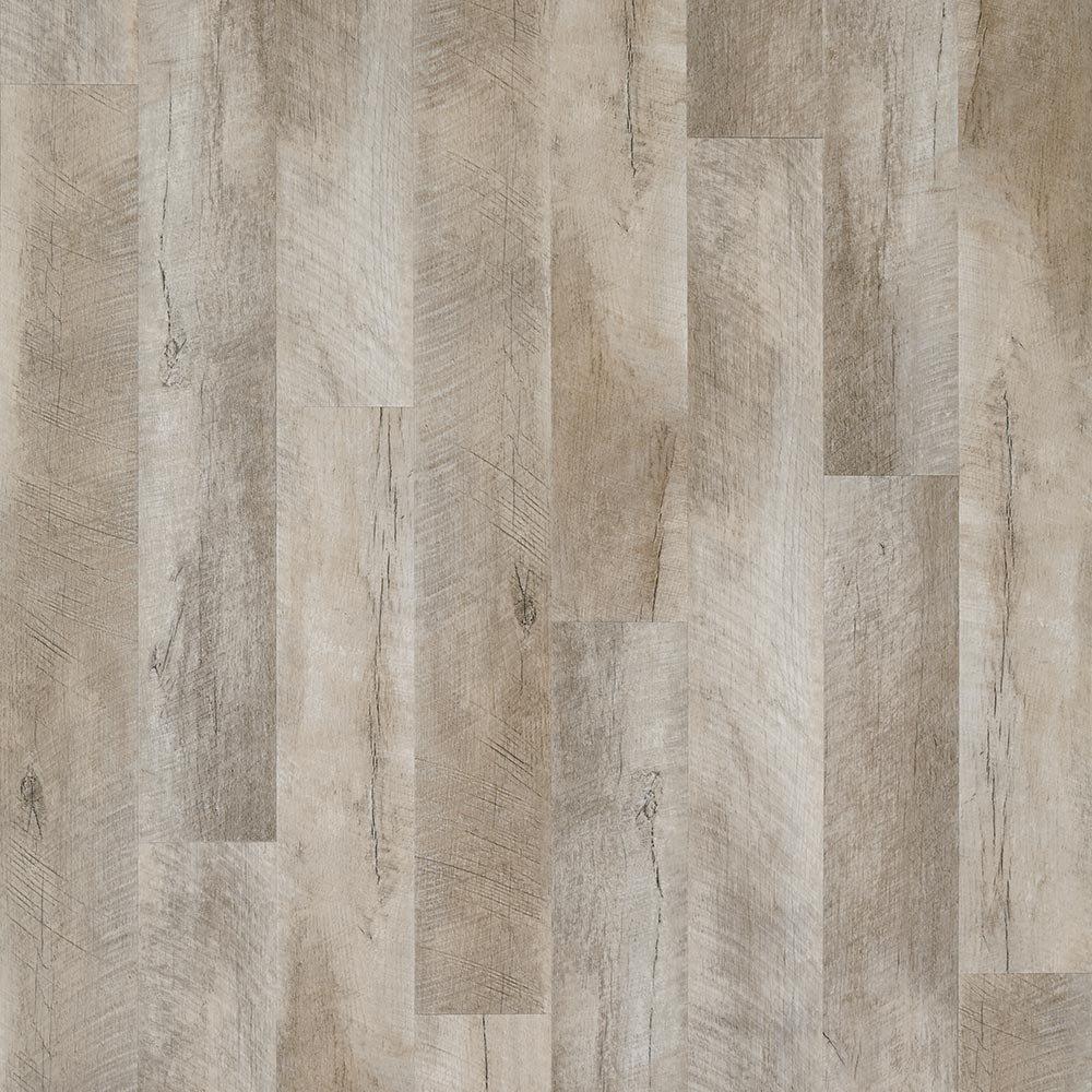 Mannington Hardware ALP641 Adura Glue Down Distinctive Collection Luxury Seaport Vinyl Plank Flooring, Sand Piper