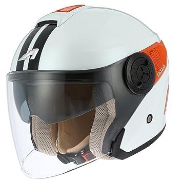Astone Helmets Casco Moto Jet DJ 10 Lines DJ10 – 2 g-liwoxxl