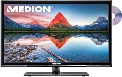 Medion p12267 Life 54,6 cm (21,5 pulgadas) Smart televisores LCD (sintonizador HD triple, reproductor de DVD, Full HD): Amazon.es: Electrónica
