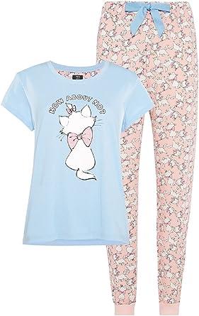 Primark - Pijama - para mujer multicolor UK X-Large 46-48 ...