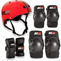 Rollerface Set de Protectores y Casco