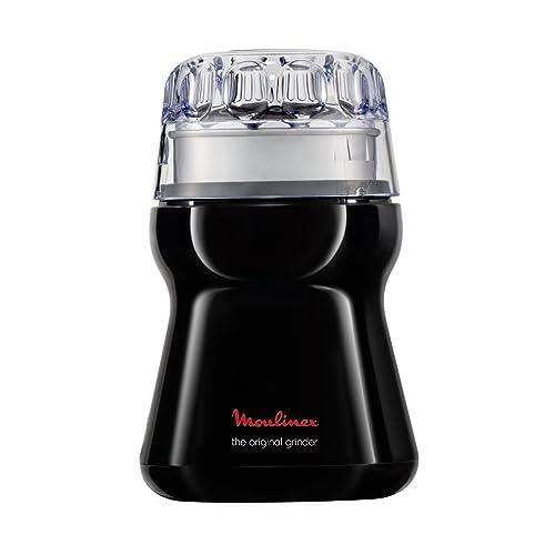 Moulinex Grinder AR110830 Molinillo de café 180 W para 9 tazas negro