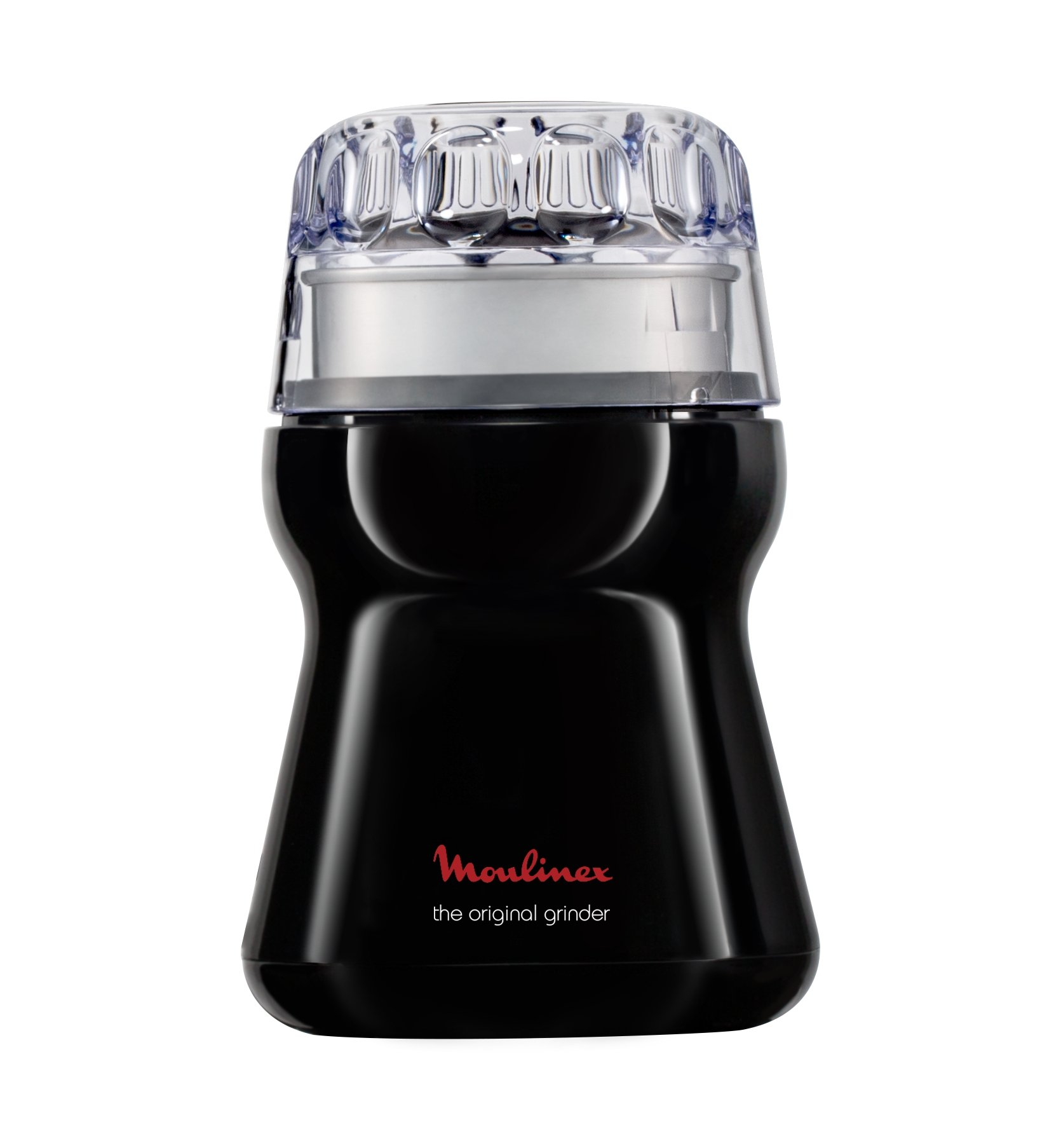 Moulinex ar110830 Black All Types Of Grains Dehli (Coffee Spices Nuts Grinder) - 180 W by Moulinex