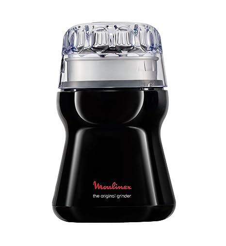 Moulinex Grinder AR110830 - Molinillo de café,180 W, para 9 tazas, negro