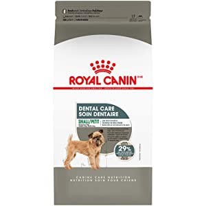 Royal Canin Dental Care Dry Food for Small Dogs