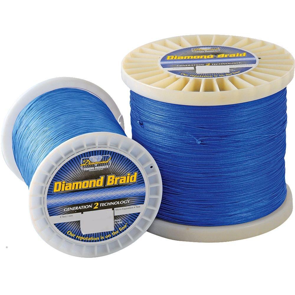 消費税無し Momoi Diamond Braid Spectra Spectra - 600 yd. Diamond Spool Spool - 45kg. - Hollow - Blue B004U6NWHS, SQUARE PLUS:718cc8c6 --- a0267596.xsph.ru