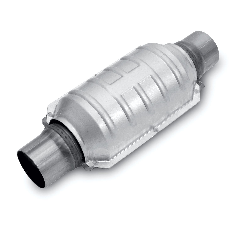 MagnaFlow 94057 Universal Catalytic Converter Non CARB Compliant