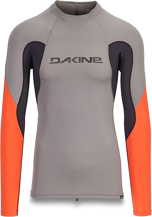 DAKINE Mens Heavy Duty Snug Fit - Camiseta de Surf de Manga Ajustada - 6.5 oz.: Amazon.es: Deportes y aire libre